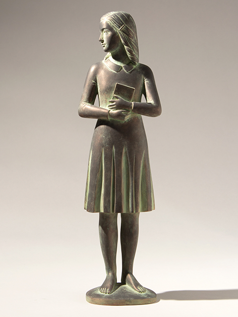 【YUKUHASHI Biennale 2017・Award for Excellence 】 Anne Frank -A look at peace-